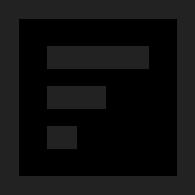 Bity udarowe PZ3 x 25 mm, 20 szt. - GRAPHITE - 56H535